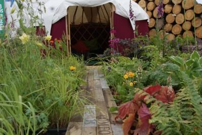 Show Garden – Macmillan Cancer Support
